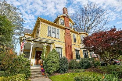 Multi Family Home Under Agreement: 11 Roanoke Ave