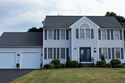 West Bridgewater Single Family Home Contingent: 6 Elizabeth Ln