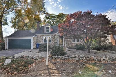 Braintree Single Family Home For Sale: 118 Blanchard Blvd