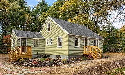 Tewksbury Single Family Home Under Agreement: 781 Chandler St