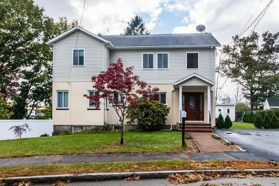 Single Family Home For Sale: 47 Eastwood Circuit