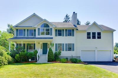 Burlington Single Family Home Under Agreement: 2 Stewart St