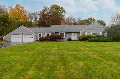North Andover Single Family Home Sold: 28 S Bradford Street