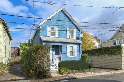 Somerville Single Family Home For Sale: 9 Fiske Ave