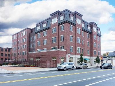 Beverly Condo/Townhouse Contingent: 116 Rantoul #210