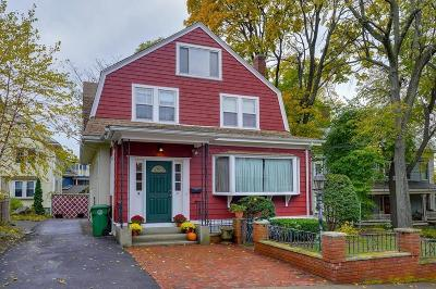 Watertown Single Family Home For Sale: 57 Spruce Street