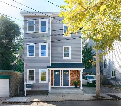 Somerville Multi Family Home For Sale: 132 Heath St