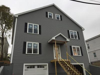 Revere Condo/Townhouse Contingent: 172 Campbell Ave #2
