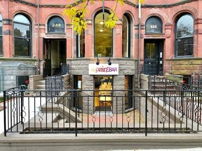 Commercial For Sale: 248 Newbury Street #A
