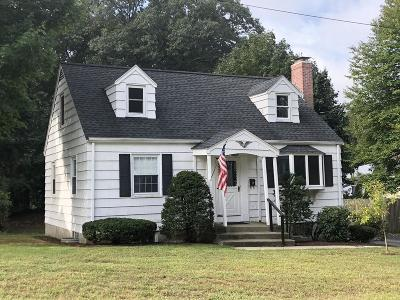 Natick Single Family Home For Sale: 14 Marshall Rd