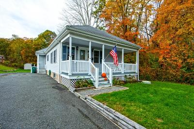 Attleboro Single Family Home Price Changed: 616 Thacher Street