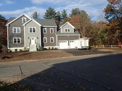 Billerica Single Family Home For Sale: 25 Sycamore Ln