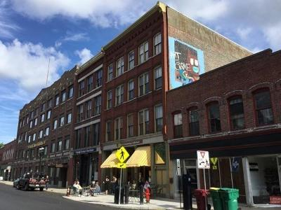 Lowell Rental For Rent: 61 Market #3C