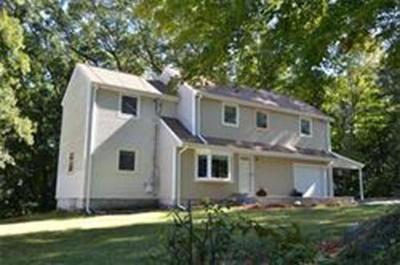 Natick Single Family Home For Sale: 16 Lookout Avenue