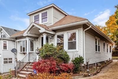 Boston Single Family Home Under Agreement: 53 Gordon Avenue