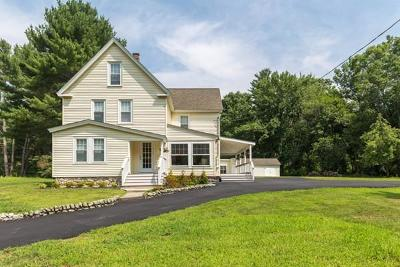 Andover Single Family Home For Sale: 541 Lowell Street