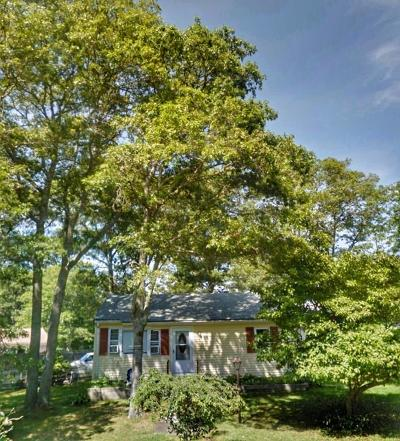 Wareham Single Family Home Under Agreement: 34 Standish Ave