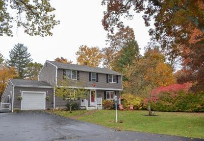 Hanson Single Family Home For Sale: 36 Fairwood Dr