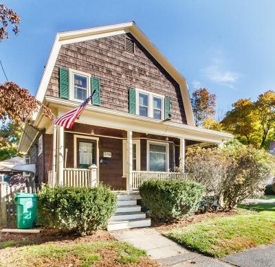 Ashland Single Family Home Under Agreement: 9 Waushakum Ave
