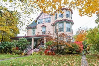 Lynn Single Family Home For Sale: 10 Prescott Rd