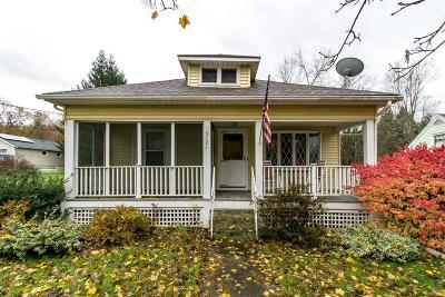 Wilbraham Single Family Home For Sale: 3121 Boston Rd