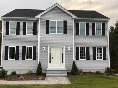 Middleboro Single Family Home For Sale: Lot 9 Thrush Hollow Lane