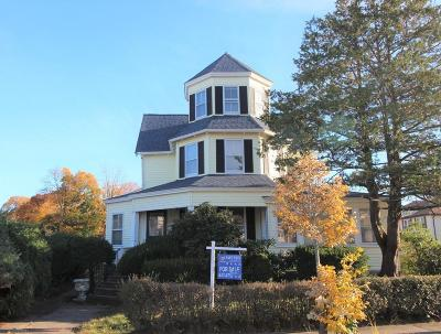 Quincy Single Family Home For Sale: 36 Warren Ave
