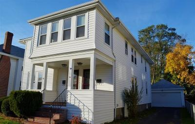 Quincy Multi Family Home Under Agreement: 48-50 Holyoke St