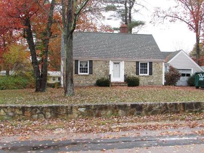 Easton Single Family Home Contingent: 3 Susan Rd