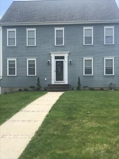 Bridgewater Single Family Home For Sale: 11 Hillside Lane