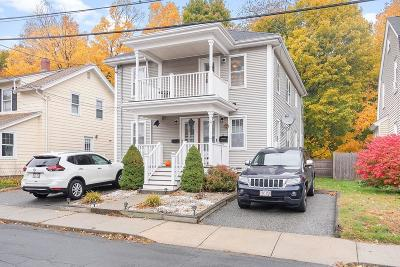 Winchester Multi Family Home Back On Market: 13-15 Russell Road