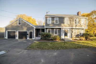 Weymouth Single Family Home For Sale: 603 Bridge Street