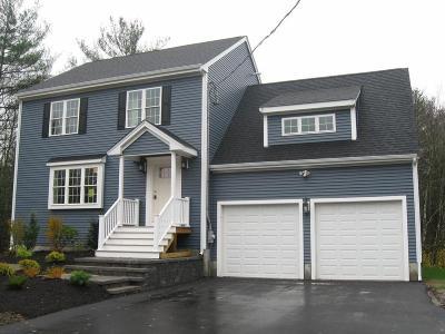 Raynham Single Family Home For Sale: Lot 1 Richmond Street #51
