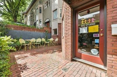 Cambridge Condo/Townhouse For Sale: 1776 Massachusetts Avenue #1