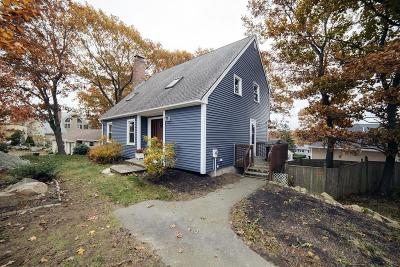 Gloucester MA Single Family Home Contingent: $449,800