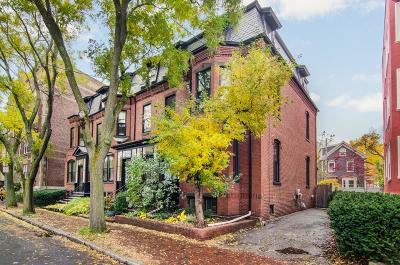 Cambridge Single Family Home Price Changed: 15 Shepard Street