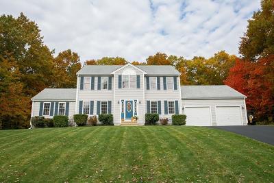 Whitman Single Family Home Under Agreement: 20 Fox Hill Run