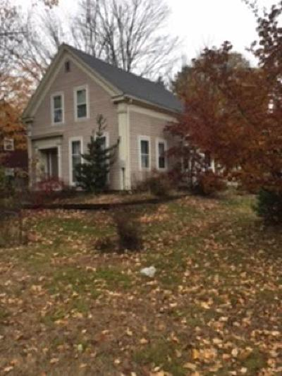 Ashland Single Family Home Under Agreement: 3 Concord Court