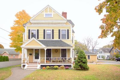 Salem MA Single Family Home Sold: 34 Dearborn St