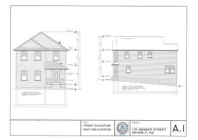 Beverly Single Family Home For Sale: 17r Webber Ave