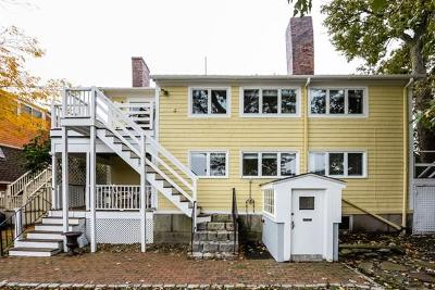 Rockport Single Family Home For Sale: 25 Dock Square