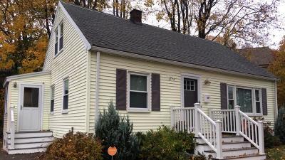Malden Single Family Home For Sale: 188 Pierce St