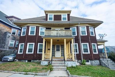 Multi Family Home For Sale: 31-31a Asticou Road