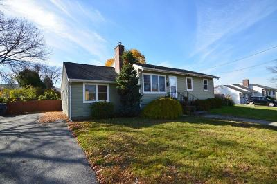 Marlborough Single Family Home Under Agreement: 76 Porter Rd