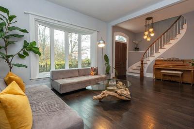 Peabody Single Family Home For Sale: 24 Pulaski St
