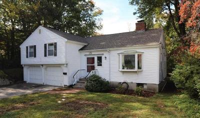 Needham Rental For Rent: 1019 Webster St.