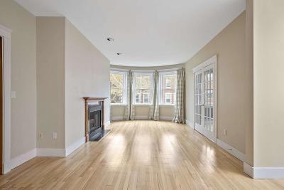 Brookline Rental For Rent: 23 Claflin Road #3