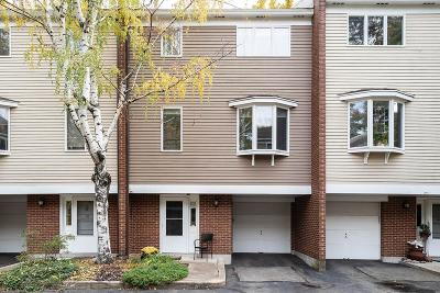 Brookline Condo/Townhouse For Sale: 12 Marion Ter #12