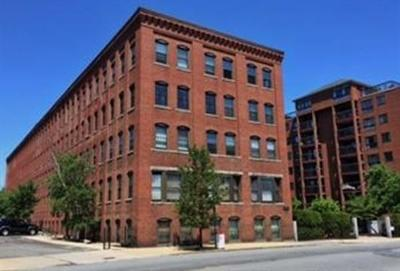Beverly Condo/Townhouse Contingent: 50 Rantoul St #505