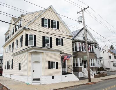Malden Multi Family Home For Sale: 88-90 Rockwell St